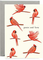 Lana's Shop Set of 8 Note Cards - Red Robin