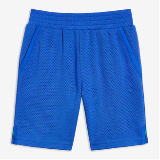 Joe Fresh Toddler Boys' Active Mesh Shorts, Bright Blue (Size 5)
