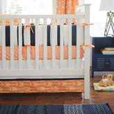 New Arrivals 4 Piece Crib Bedding Set, Out and About