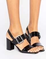 Shoelab ShoeLab Buckle Mid Sandal