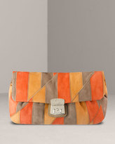 MARC by Marc Jacobs Pieced Mouse clutch