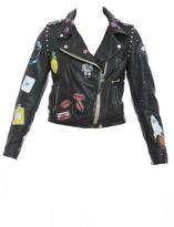 P.A.R.O.S.H. Biker Jacket Leather