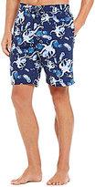 Tommy Bahama Baja Kraken Up Printed Boardshorts