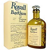 Royall Fragrances Royall Bayrhum Of Bermuda By For Men. All Purpose Lotion Spray / Splash 4.0 Oz.