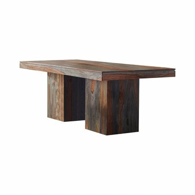 Foundry Select Waverly Place Acacia Solid Wood Dining Table Shopstyle