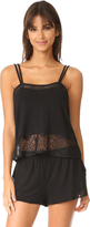 Skin Cami with Lace