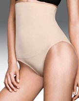 Flexees Maidenform Women's Shapewear Hi-Waist Brief Firm Control
