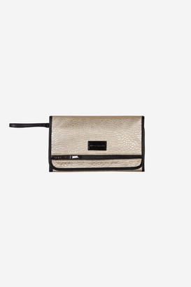 TIBA + MARL Etta Changing Clutch Gold