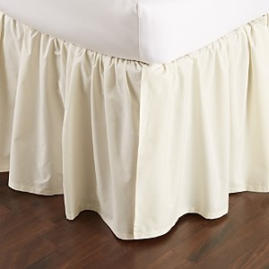 Sferra Celeste Ruffled Bedskirt, Full
