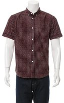 Band Of Outsiders Woven Printed Shirt w/ Tags