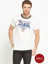 Denim & Supply Ralph Lauren Ralph Lauren Graphic Ringer T-Shirt