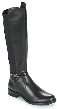 Andre CALECARA women's High Boots in Black