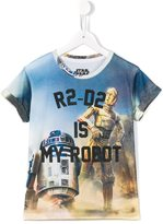 Little Eleven Paris Star Wars T-shirt