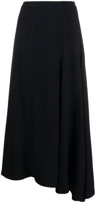 Jil Sander Asymmetric Hem Skirt