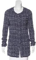 Bruno Manetti Silk-Blend Jacket