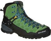 Salewa Alp Trainer Mid GTX Hiking Boot - Men's Treetop/Ringlo 13.0