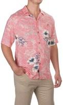 Caribbean Joe Chart Topper Shirt - Short Sleeve (For Men)