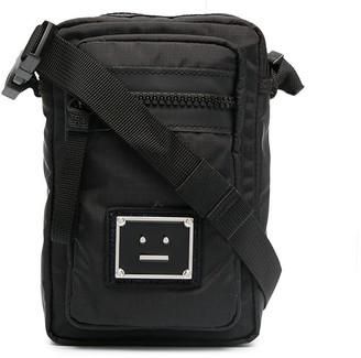 Acne Studios Logo Plaque Pocket Bag