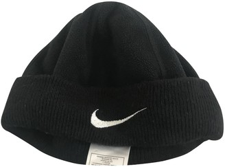 Nike Black Polyester Hats & pull on hats