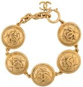 Chanel Pre Owned '1980s link bracelet