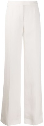 Tom Ford High-Rise Wide-Leg Trousers