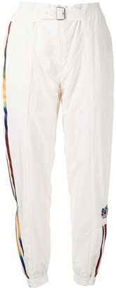 adidas Side-Stripe Tapered Track Pants