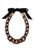 J.Crew Women's Lucite Link Necklace
