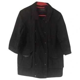 Eleven Paris Black Cotton Jacket for Women