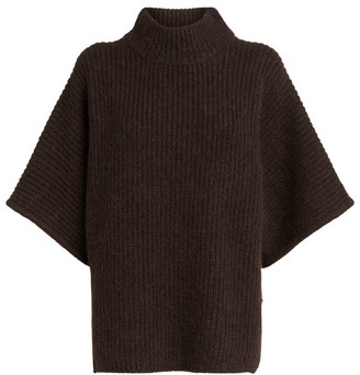 Peserico Virgin Wool-Blend Knitted Sweater