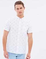 Paul Smith Field Cape SS Shirt