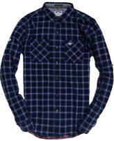 Superdry Grindlesawn Long Sleeve Shirt