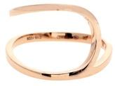 Repossi La Ligne C 18kt Rose Gold Ring