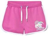 Animal Pink Cavers Branded Sweat Shorts