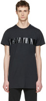 Diesel Black X Collection Mo-T-Brad T-Shirt