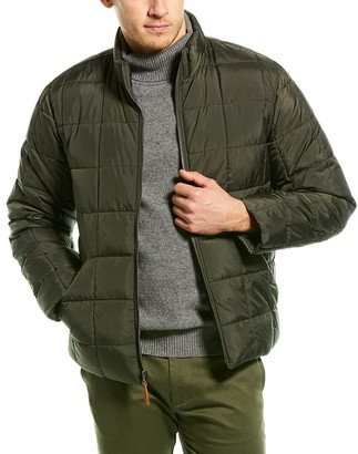 J.Crew Box Quilted Jacket