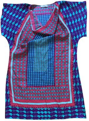 Charlotte Sparre Multicolour Silk Dress for Women