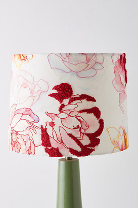 Anthropologie Sabrina Lamp Shade By in Pink Size M