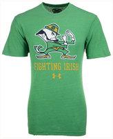 Under Armour Men's Notre Dame Fighting Irish Tri-Blend T-Shirt