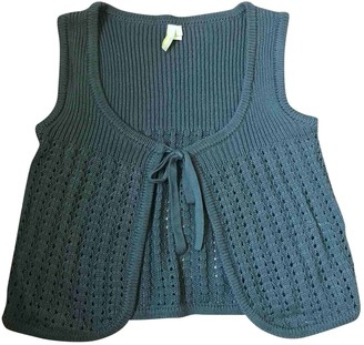 IRO Grey Cotton Knitwear for Women