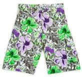 Snapper Rock Little Boy's & Boy's Floral-Print Pants