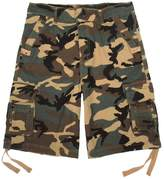 MADHERO Mens Plus Size Loose Fit Baggy Cotton Twill Cargo Shorts Color