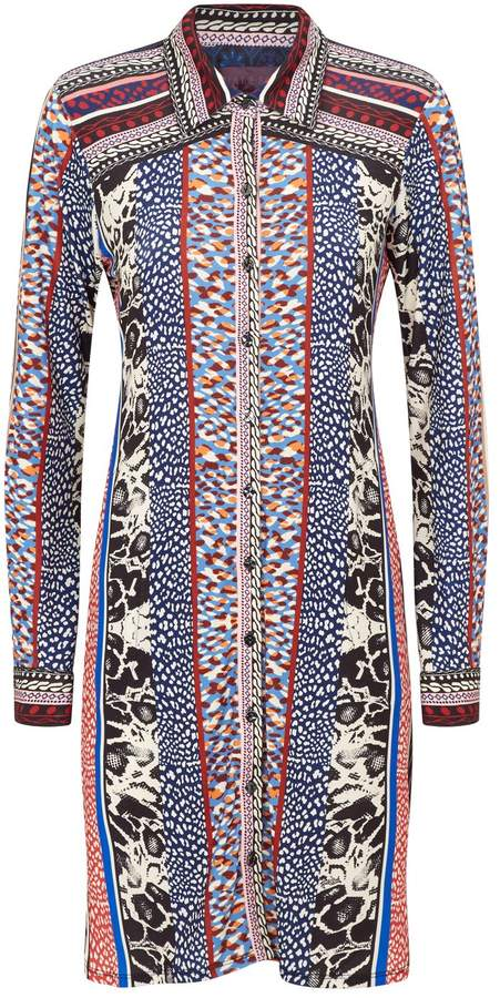 Hale Bob Ula Shirt Dress