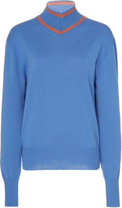 Maggie Marilyn Make A Difference Wool Turtleneck Sweater