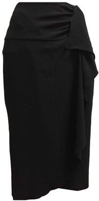 Rodier Black Skirt for Women