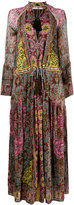 Etro paisley print maxi dress - women - Silk - 38