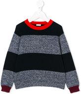 Il Gufo striped sweater - kids - Wool - 2 yrs
