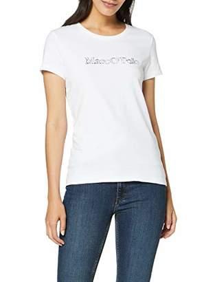 Marc O'Polo Women's M07229351083 T-Shirt, (Midnight Blue 812)