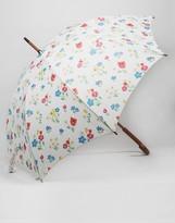 Cath Kidston Kensington Walking Umbrella in Paradise Bunch Print
