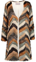 Tart Collections Janis Faux Fur Coat