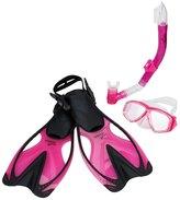 Speedo Junior Adventure Mask, Snorkel and Fin Set 22102